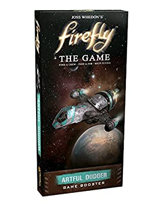 Firefly The Artful Dodger Booster Gale Force Nine Jeu