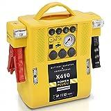 Powerplus Starthilfe POWX410, Multifunktionsgerät, 4-in-1, 12V