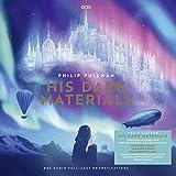 Philip Pullman - His Dark Materials (heavyweight Daemonic Dustburst Splatter Vinyl) - Amazon Exclusive Signed Edition [VINYL]