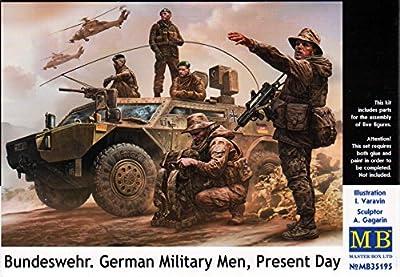 Masterbox 1/35 - Bundeswehr Modern Troops von Masterbox