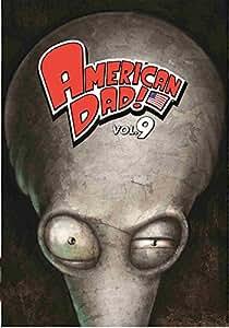 American Dad 9 [DVD] [Region 1] [US Import] [NTSC]