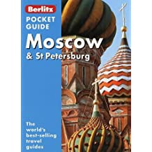 Moscow and St. Petersburg Berlitz Pocket Guide (Berlitz Pocket Guides) by Neil Wilson (2003-05-01)