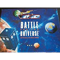 DOCTOR WHO BATTLE FOR THE UNIVERSE BOARD GAME