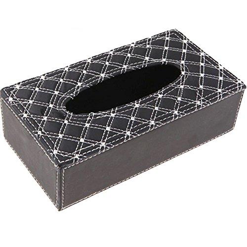 scarpe classiche seleziona per ufficiale sfumature di SOEKAVIA portatile in pelle Custodia Cover Box Porta ...