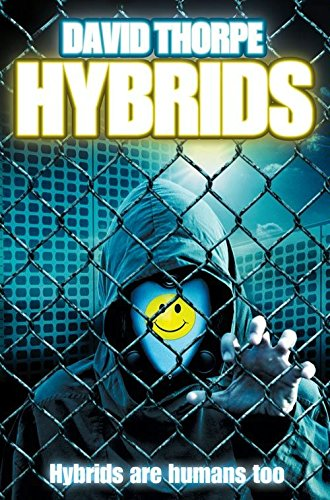 Hybrids: Saga Competition Winner by [Thorpe, David]