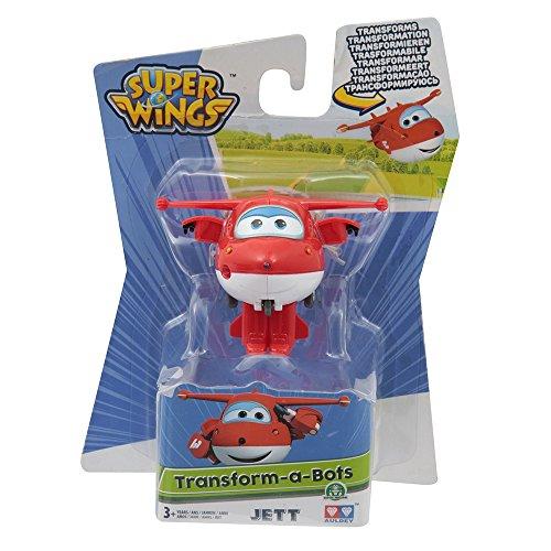 Super Wings Mini Transform-Flugzeuge Jett & Co - 5