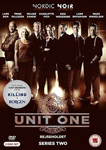 Unit 1, Staffel 2 (UK-Import)