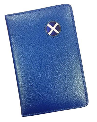 Asbri Golf in pelle scoremaster Galles rosso, unisex, Leather ScoreMaster,