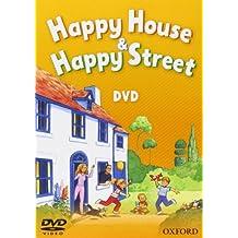 Happy House and Happy Street: Happy House & Happy Street: DVD 2nd Edition (Happy Second Edition) - 9780194003742