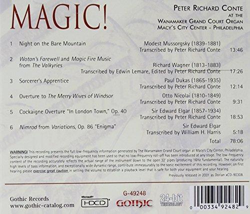 Magic [Import USA]