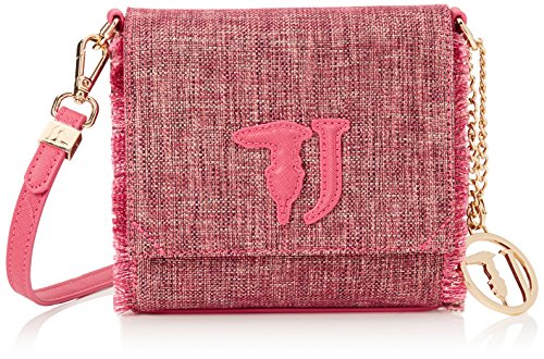 Trussardi Jeans Ischia Textil Crossbody Bag, Sacs bandoulière