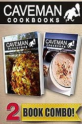 Paleo On-The-Go recipes and Paleo Vitamix Recipes: 2 Book Combo (Caveman Cookbooks) by Angela Anottacelli (2014-05-17)