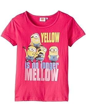 Despicable Me Mädchen T-Shirt SS T-SHIRT