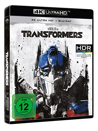 Transformers – Ultra HD Blu-ray [4k + Blu-ray Disc] - 2