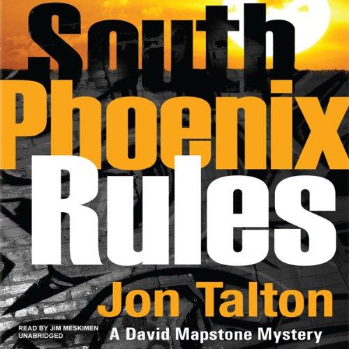 South Phoenix Rules  Audiolibri