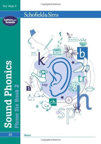 Sound Phonics Phase Six Book 2: KS1, Ages 5-7: 10