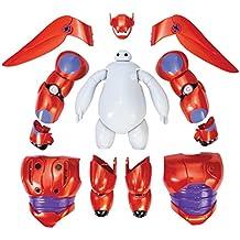 Big Hero 6 - Playset Baymax Transformación Armadura (Bandai 38700)
