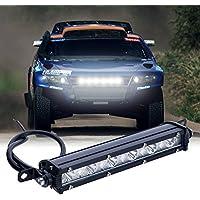 YouN 18 W 6000 K LED luz de trabajo barra de conducción lámpara antiniebla todoterreno SUV coche barco camión 4
