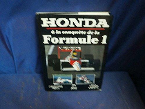 Honda a la conquete de la formule 1