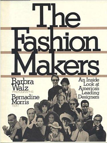 the-fashion-makers-barbra-walz-photos-bernadine-morris-text