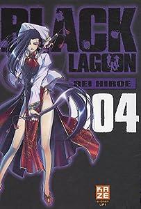 Black Lagoon Nouvelle édition Tome 4