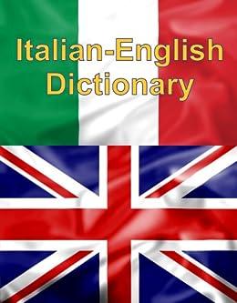 Italian-English Dictionary (Italian Edition) by [Pushkin, Andrei, Suponau, Dima]