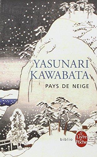 Pays de neige par Yasunari Kawabata