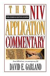 Colossians, Philemon (NIV Application Commentary)