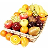 CLASSIC FRUIT BASKET - Delicious and Healthy Fresh Fruit Hampers Gifts by Eden4fruit