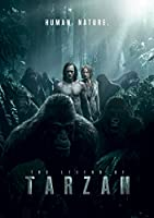 The Legend of Tarzan [DVD]