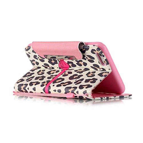 Owbb Filp PU Housse Coque Étui avec magnetic buckle protection pour iPhone 6 / 6S (4.7 pouces) Smartphone -étoile Color 11