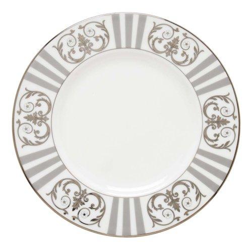 Service Rim Plate (Lenox Autumn Legacy Platzset, 5-teilig Lenox, Autumn Legacy, feines Service Accent Plate schwarz)