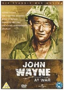 John Wayne: Wayne At War [DVD]
