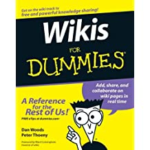 Wikis For Dummies (For Dummies Series)