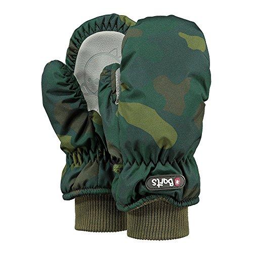 Barts Unisex Baby Handschuhe Mitts, Grün (0013/Camo Green), 5 Mitt Grün