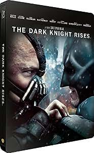 Batman - The Dark Knight Rises - Édition Limitée SteelBook - Blu-ray - DC COMICS [Édition boîtier SteelBook]