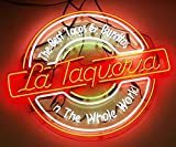 Cozyle The Best Tacos & Burritos in The Whole World La Tequila Leuchtreklame 20