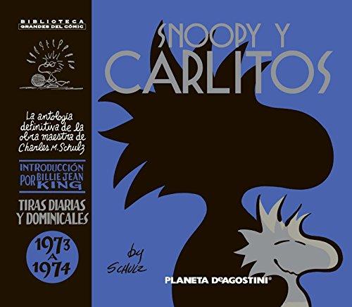 Snoopy y Carlitos 1973-1974 nº 12/25: 1973 a 1974 par Charles M.%Schulz