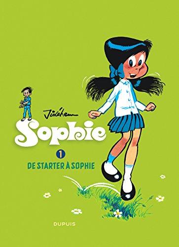 Sophie - l'intégrale - tome 1 - De starter à Sophie