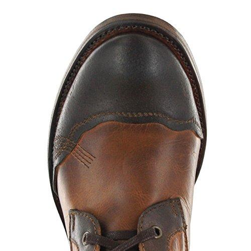 Sendra Boots  7825, Chukka mixte adulte Multicolore - Vintage Negro