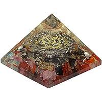 HARMONIZE OM-Symbol Multistone Orgon Pyramide-Energie-Generator Reiki Healing Kristall preisvergleich bei billige-tabletten.eu