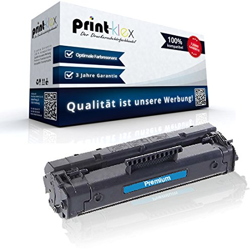 Print-Klex Kompatible Tonerkartusche für HP LaserJet 1100 LaserJet1100A LaserJet1100ASE LaserJet1100AXI LaserJet1100SE C 4092a HP92a HP 92a Black Schwarz XXL - 92 Hp Patrone Drucker