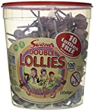 Swizzels Double Lollies Original (tub of 120)