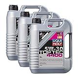 Liqui Moly 3X 3751 Top Tec 4400 5W-30 Motoröl