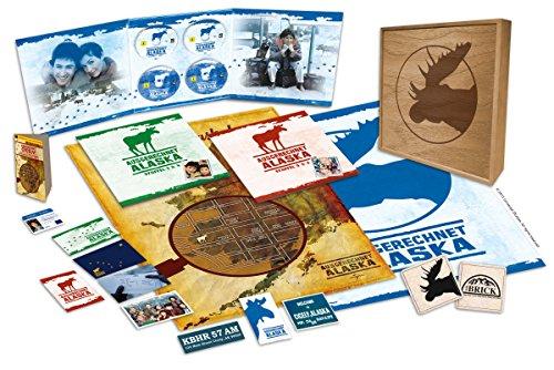 - Die komplette Serie in limitierter Holzbox (28 DVDs) ()