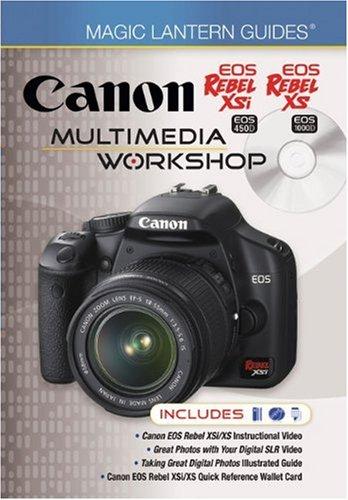 Canon EOS Rebel XSi EOS 450D EOS Rebel XS EOS 1000D Multimed (Magic Lantern Guides) -