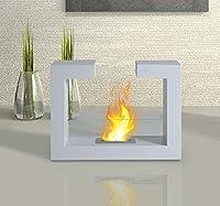 Beim Thema Gemütlichkeit schlägt eben nichts echtes Feuer. Mit unserem zeitlosen Design Standkamin können Sie einfach nichts falsch machen. Auspacken, Bioethanol einfüllen und zurücklehnen! Stellen Sie ihr neues Schmuckstück flexibel in Ihren eigenen...