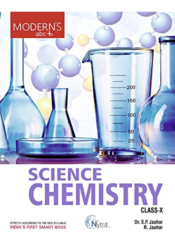 MODERN'S ABC PLUS OF SCIENCE CHEMISTRY CLASS-10 CBSE (E) (English Edition)