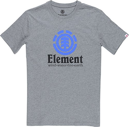 Element Vertical T-Shirt Grau