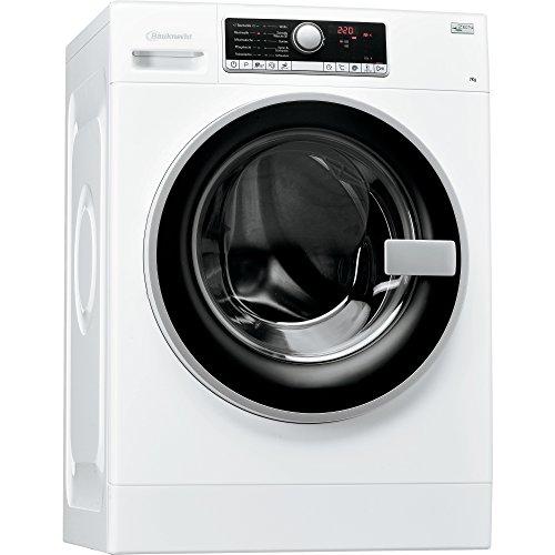 Bauknecht WA Prime 754 Z Waschmaschine FL / A+++ / 157 kWh/Jahr / 1400 UpM / 7 kg / Extrem leise mit 48 db /ZEN Direktantrieb / weiß